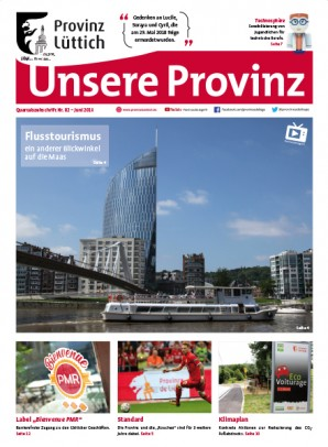 Unsere Provinz Nr. 82 - Juni 2018