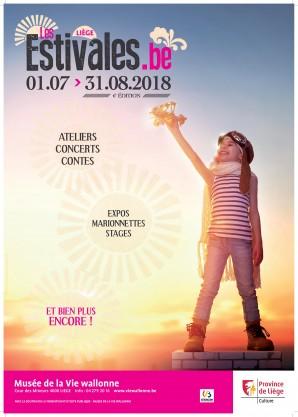 Les Estivales.be - Summer 2018