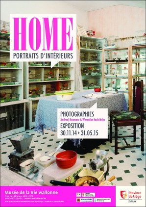HOME - Interieurportretten) Poster