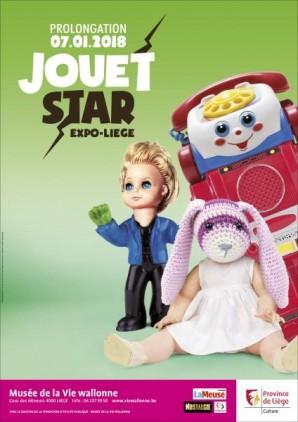 JOUET STAR Austellung Poster