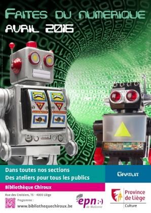 Semaine numérique 2016 : Faites du numérique !