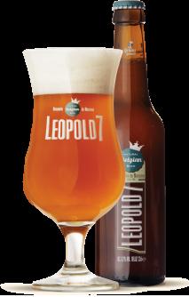 Léopold 7 Brasserie de Marsinne 2015