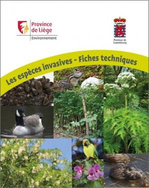 Les espèces invasives - Fiches techniques