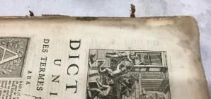 """""""La restauration : une seconde vie pour les livres anciens"""""""
