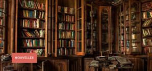 """Nous avons aimé... """"La bibliothèque abandonnée"""" de Michaël Lambert"""