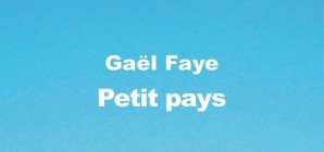 """Nous avons aimé... """"Petit pays"""" de Gaël Faye"""