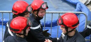 Présentation de l'Ecole des Cadets dans les zones de secours