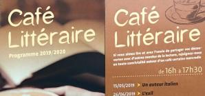 Café littéraire à la Bibliothèque Chiroux!