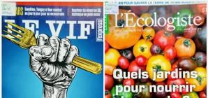 Une sélection d'articles sur l'aspect politique de notre assiette
