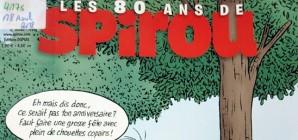 Nous avons aimé... les 80 ans de Spirou