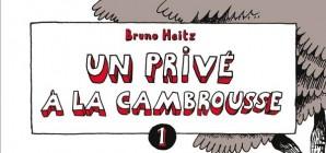Nous avons aimé... Un privé à la cambrousse de Bruno Heitz