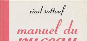Nous avons aimé... Le Manuel du puceau de Riad Sattouf
