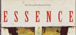 Nous avons aimé... Essence de Fred Bernard et Benjamin Flao