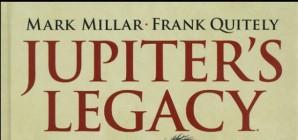 Nous avons aimé... Jupiter's legacy / de Mark Millar et Frank Quitely