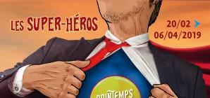 Printemps des Bibliothèques 2019 : sus aux super-héros !