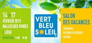 Vert Bleu Soleil, le salon des vacances, du tourisme et des loisirs ouvre ses portes