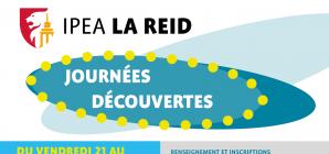 Journées découverte de l'IPEA La Reid du vendredi 21 au dimanche 23 juin