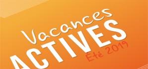Modules Vacances Actives - ETE 2019