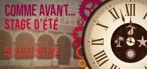 Stage : Comme Avant !