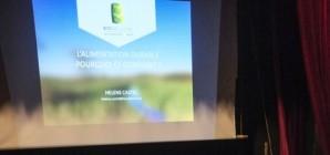 Cantines: matinée d'information sur l'alimentation durable