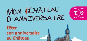 MON CHATEAU D'ANNIVERSAIRE