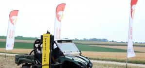 Première belge: des quads préleveurs pour le Laboratoire de la Province de Liège