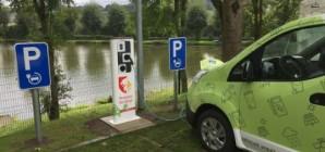 De nombreuses bornes de rechargement électrique grâce à la Province de Liège !