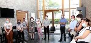 École Provinciale d'Administration - Remise des prix aux lauréats germanophones de la cuvée 2019