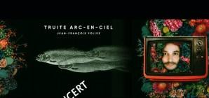 Concert - JEAN-FRANCOIS FOLIEZ QUARTET