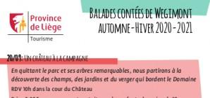 Balades contées de Wégimont