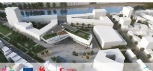 Pôle Bavière de la Province de Liège: l'ouverture reste programmée fin 2022 malgré l'impact du Covid