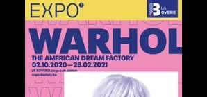 Découvrez la nouvelle exposition « Andy Warhol, pape du Pop art » au Musée de la Boverie.