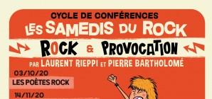 Le Samedis du Rock, c'est reparti !