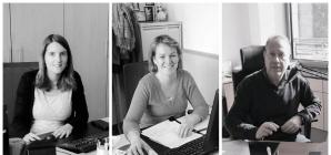 Give me 5! 5 questions à Pauline Bacquelaine, Morgane Lamoureux et Philippe Parmentier
