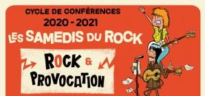 Participez aux Samedis du Rock en direct depuis votre salon !