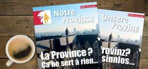 Trimestriel Notre Province de décembre 2020 est en ligne