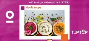 """""""Défi Santé"""" : Vive la soupe !"""