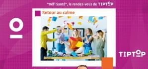 """""""Défi Santé"""" : Retour au calme"""