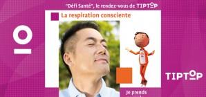 """""""Défi Santé"""" : La respiration consciente"""