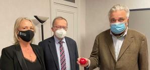 La Fondation Prince Laurent s'intalle au Carrefour Santé-Social