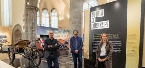 Fred Krugger et Sophie Johnen deviennent les nouveaux ambassadeurs de la Province de Liège