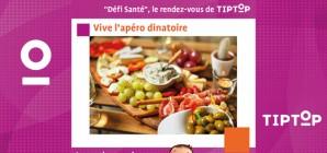 """""""Défi Santé"""" : Vive l'apéro dinatoire"""