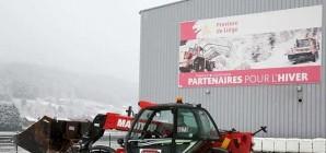 La centrale de sel de déneigement de la Province de Liège : 10 ans déjà