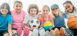 Les bienfaits de l'activité physique chez les enfants.