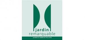Label jardin remarquable