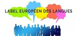 Ons project www.EUR.Friends is laureaat van het Europees Taallabel !
