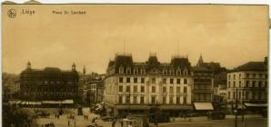 Le tram à Liège : un éternel recommencement