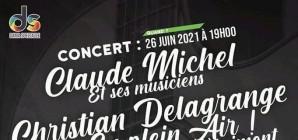 Claude MICHEL et Christian DELAGRANGE en concert