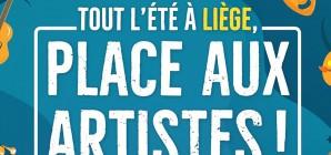 Tout l'été à Liège: Place aux Artistes!