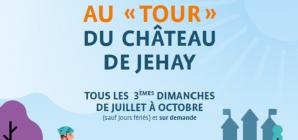 """Au """"Tour"""" du Château de Jehay"""